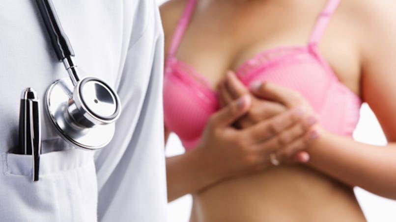 Les prothèses mammaires retarderaient le diagnostic de cancer du sein