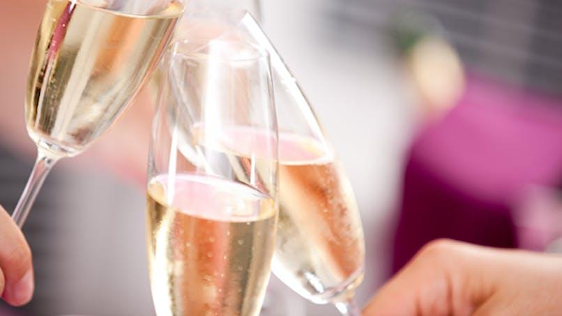 Le champagne: un ami du cerveau?
