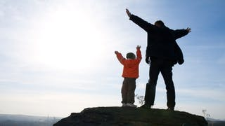 Ces pères qui ne voient plus leurs enfants suite à une séparation