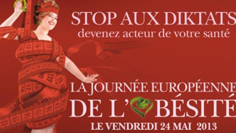 Stop aux diktats: quatrième Journée européenne de l'obésité