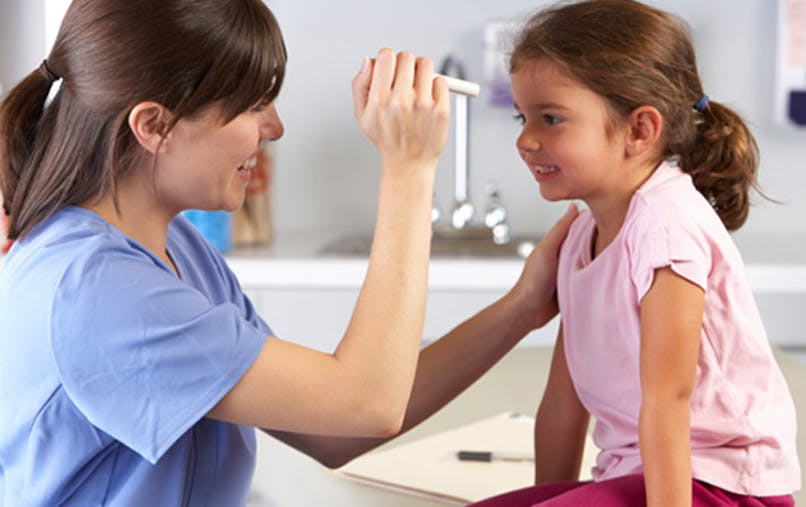 On ne dépiste pas assez les troubles de la vue chez l'enfant
