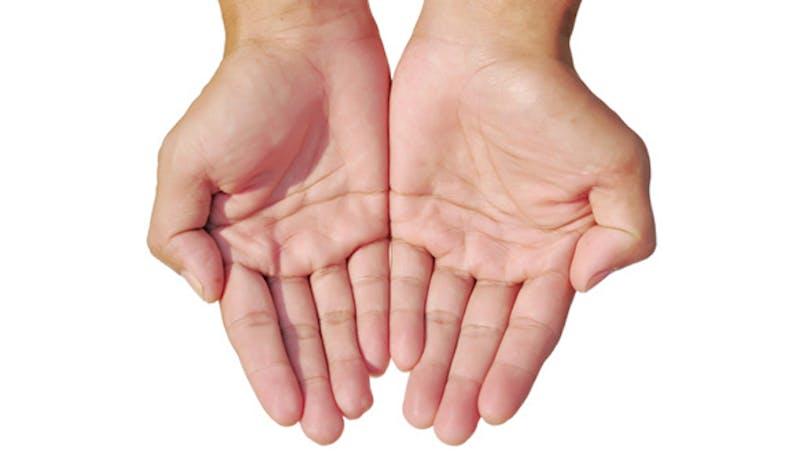 Fibromyalgie: et si l'origine se trouvait dans la paume des mains?