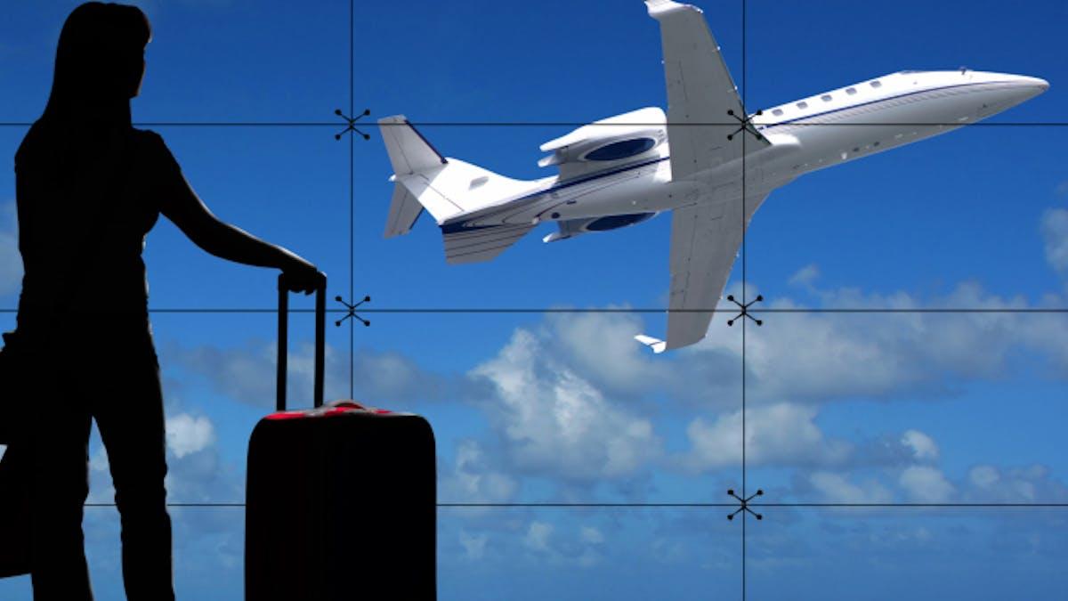 Aéroports: les scanners corporels seraient peu irradiants pour les voyageurs