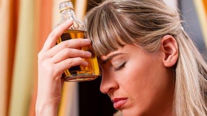 Dépression et alcool: les femmes sont plus vulnérables