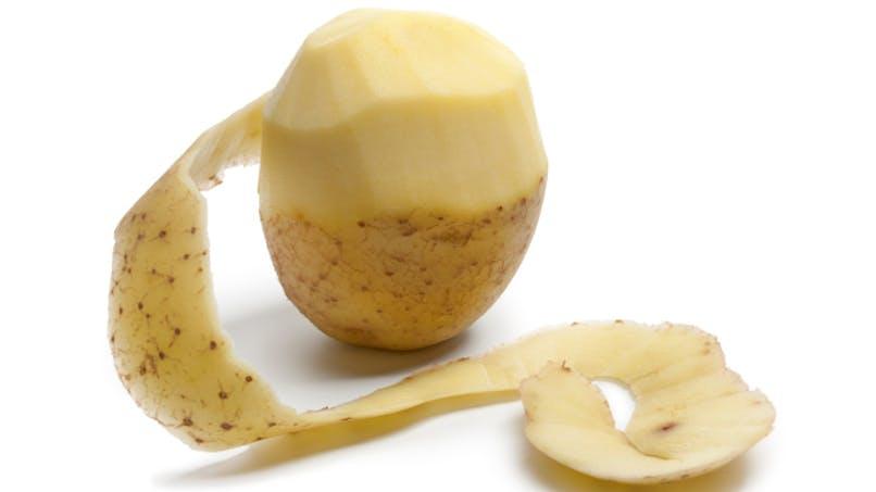La pomme de terre, une drogue comme l'héroïne?