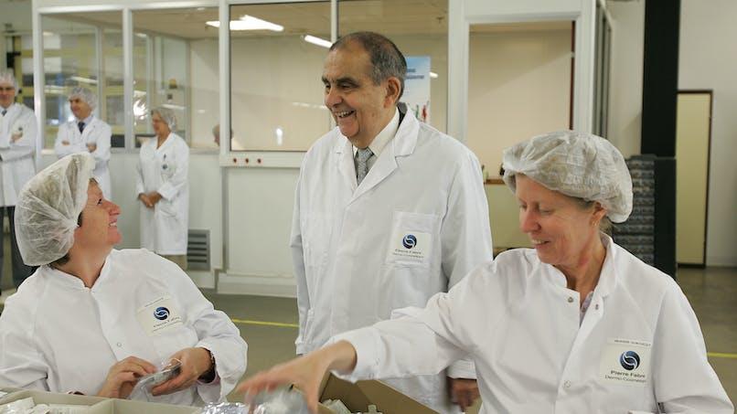 Décès de Pierre Fabre, le pharmacien de Castres devenu un géant mondial