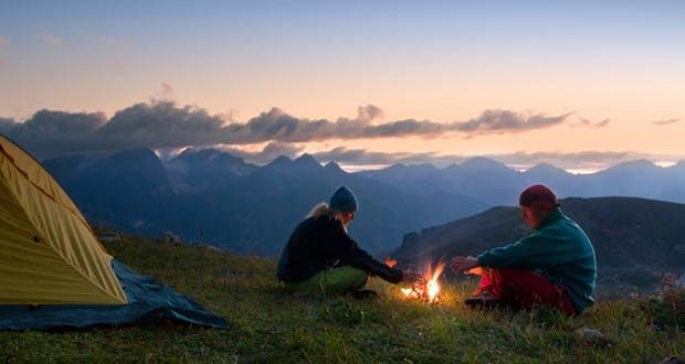 Vous dormez mal ? Partez en camping !