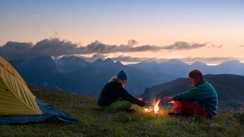 Vous dormez mal? Partez en camping!