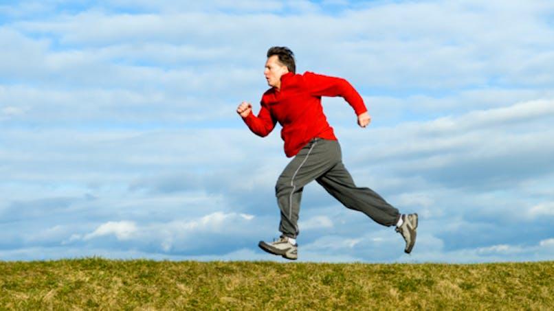 Mort subite du sportif: le risque est plus élevé chez les hommes