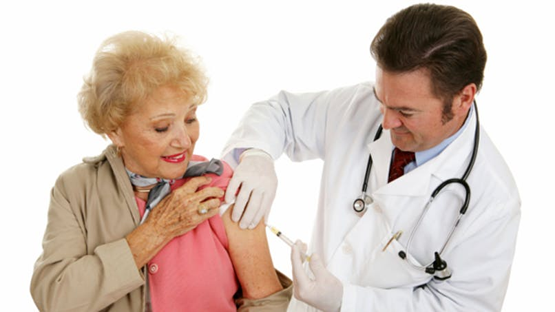 La vaccination contre la grippe pour lutter contre l'infarctus du myocarde