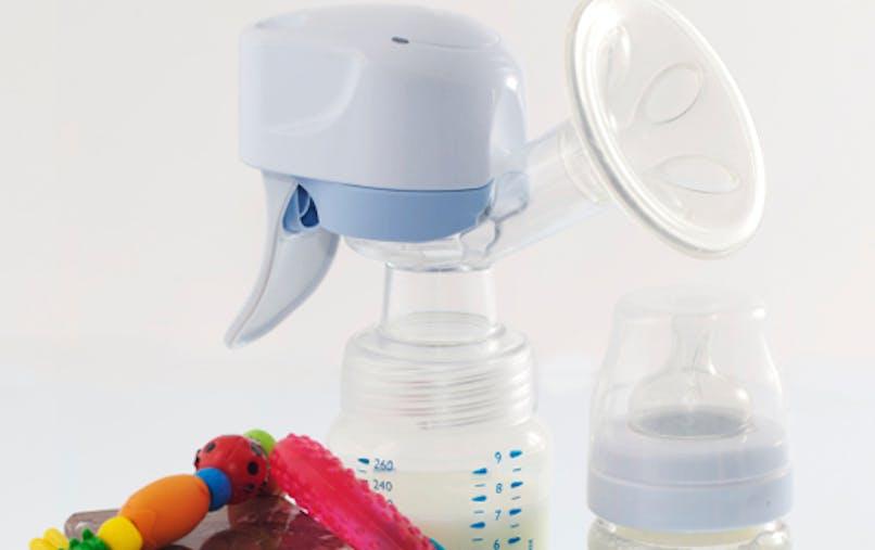 Le tire-lait contre l'entérocolite-nécrosante des prématurés