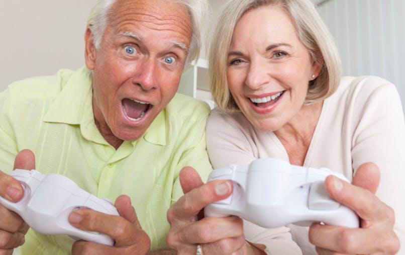 Seniors: un jeu vidéo pour lutter contre le déclin cognitif
