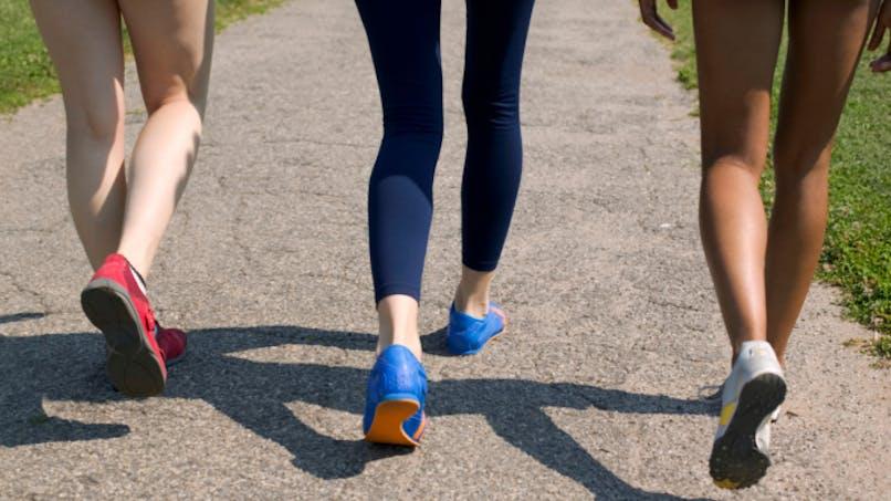 Marcher, c'est bon pour le cerveau