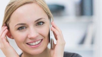 Téléphone portable: pas d'effet avéré des ondes sur la santé