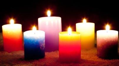 Les bougies et encens les plus polluants bientôt interdits