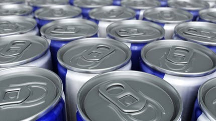 La taxe sur les boissons énergisantes adoptée par les députés