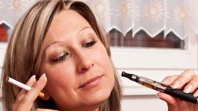 La e-cigarette fait baisser les ventes de substituts nicotiniques