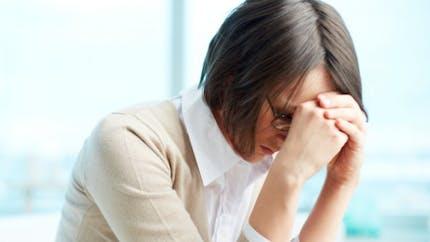 Dépression: le risque diminue après la ménopause