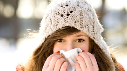 Répondez au questionnaire de GrippeNet et participez à la surveillance de l'épidémie