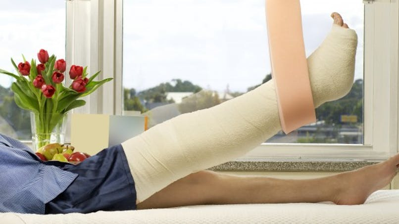 Non, le lait ne protège pas des fractures