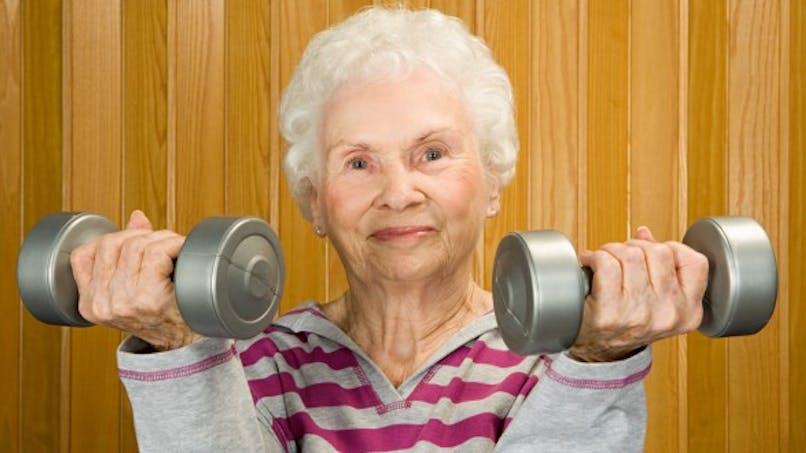 Troisième âge: l'activité physique aide à bien vieillir