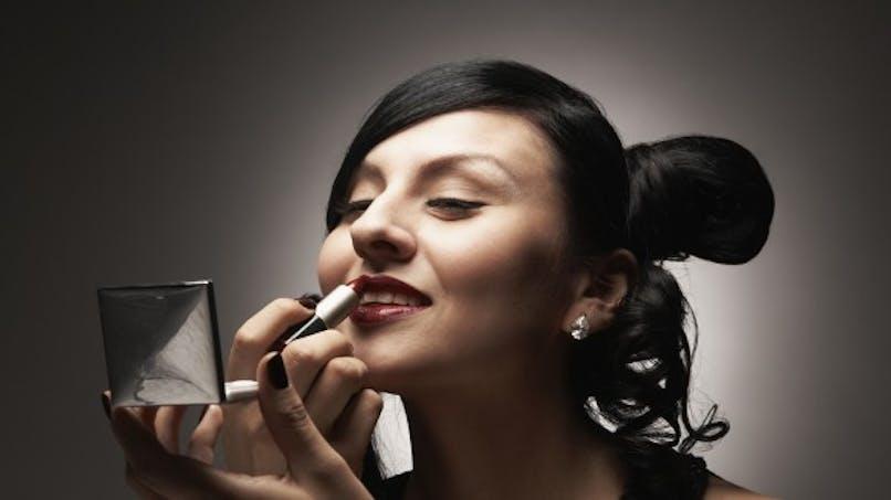 Mon make-up spécial fêtes!