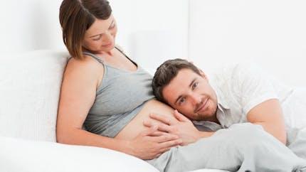 Futurs pères: surveillez votre alimentation