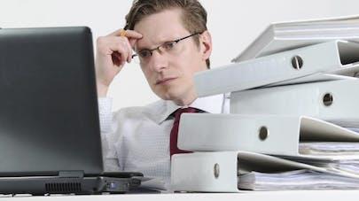 Le stress au travail augmente les hospitalisations à la retraite