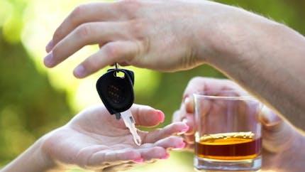 Sur la route,  hausse des délits liés à l'alcool et aux stupéfiants