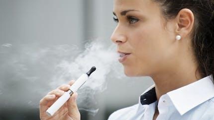 Une cigarette électronique intelligente