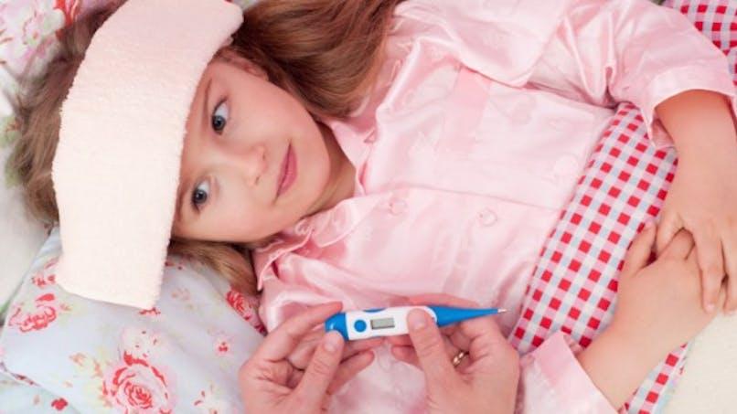 Fièvre de l'enfant: connaissez-vous les bons gestes?