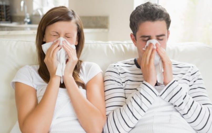 Grippe: l'épidémie est là!