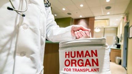 Don d'organes: le nombre de greffes est en hausse