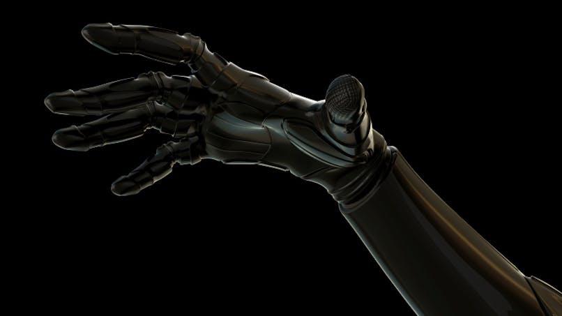 Une prothèse de main pour retrouver le sens du toucher