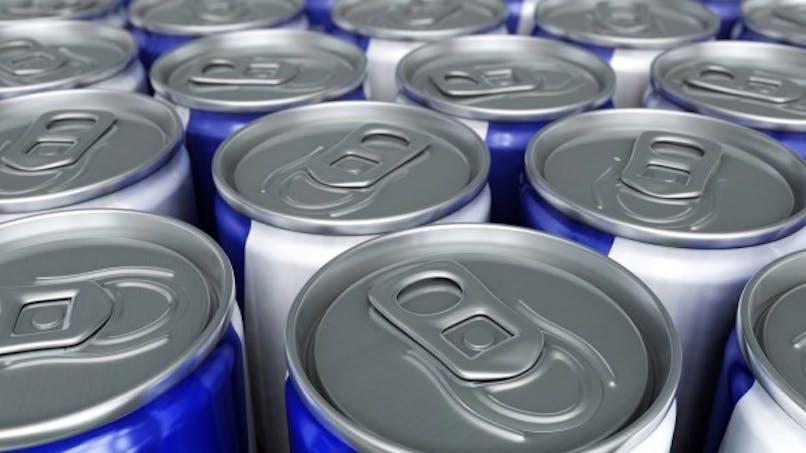 Boissons énergisantes: trop de caféine pour les enfants