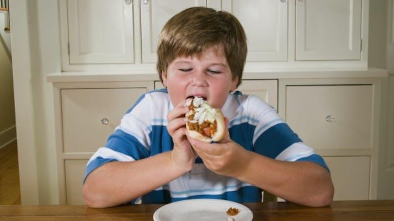 Contre l'obésité, choyez vos enfants