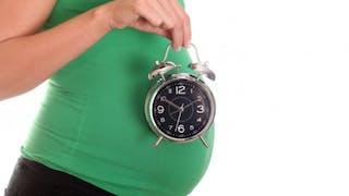 Départ à la maternité: les bons signes
