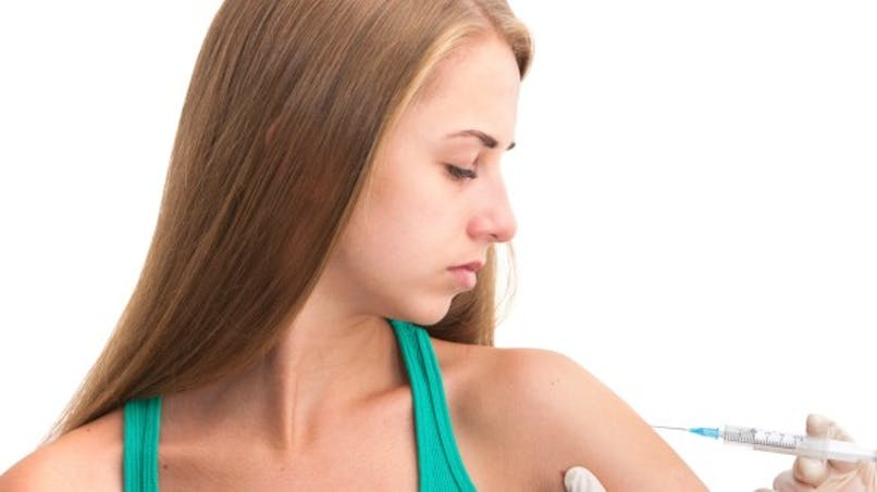 Cancer du col de l'utérus: deux doses du vaccin Gardasil suffisent