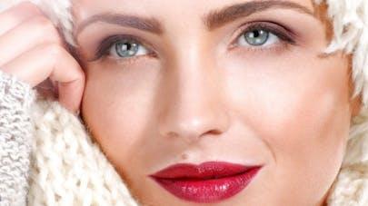 Antifroid: une jolie bouche, même en hiver!
