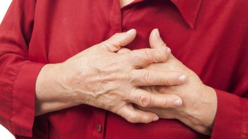 L'infarctus chez la femme trop souvent confondu avec une crise d'angoisse