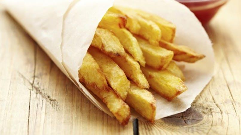 Les frites touchent plus lourdement les personnes prédisposées à l'obésité