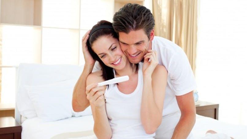 Plus de chances d'être enceinte si vous n'êtes pas stressée