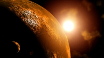 Partir sur la planète Mars serait dangereux pour la santé