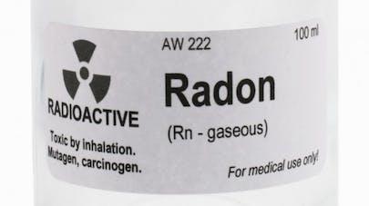 Trop de gaz radon dans 31 départements