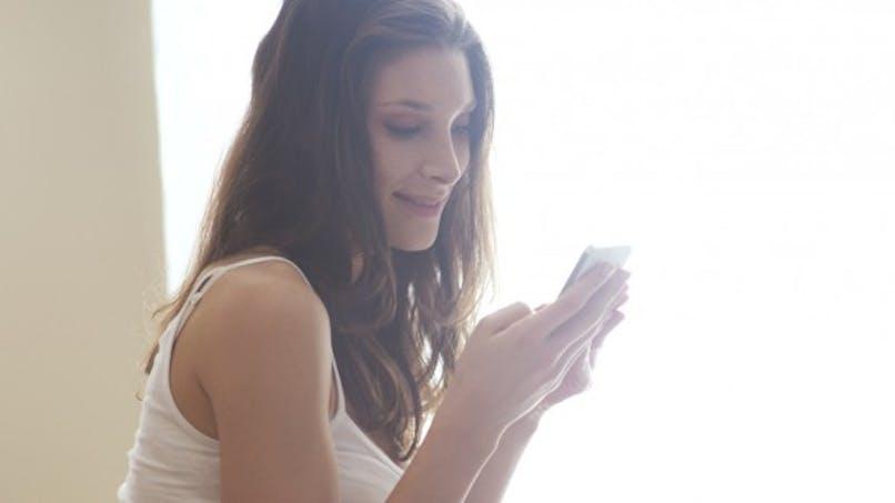 SMS coquins: les femmes sont des menteuses