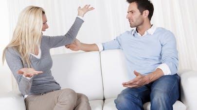 Le stress dans le couple peut mener à la dépression