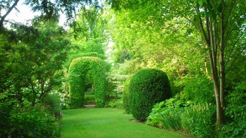 Neurodon: ouverture de jardins d'exception du 1er au 4 mai 2014