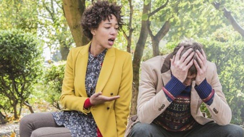 Les maris stressés par leur femme sont en moins bonne santé