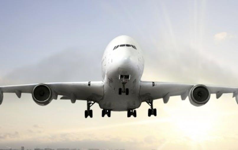 Voyage en avion: gare aux bactéries!