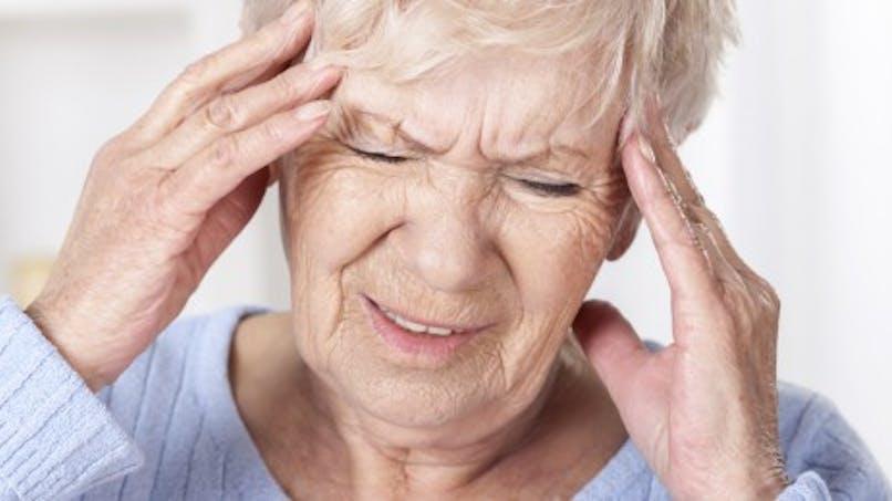 Migraine: risque accru d'AVC chez la personne âgée